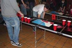 Beer pong Czech League 2016 Praha