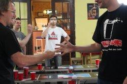Beer-Pong Czech League Night 2016 - Tábor