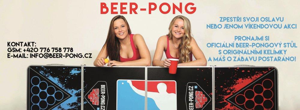 Beer pong Prodej a Pronájem