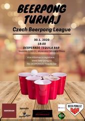 Beer Pong Czech League 2020 - Ostrava