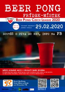 Beer Pong Czech League 2020 Frýdek-Místek